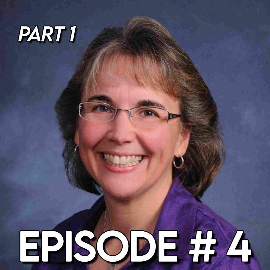 Episode #4 Kathy Alm of PATH Intl. PART ONE:  A Journey to CEO
