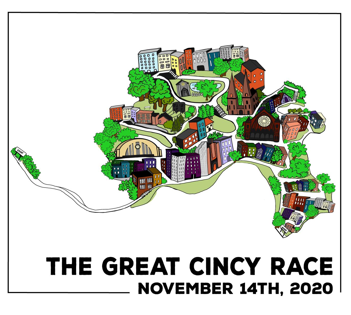 Great Cincy Race