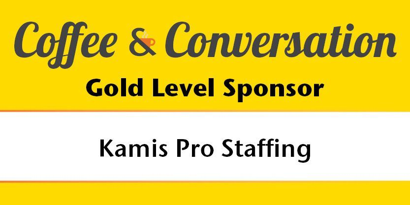 Coffee and Conversation Sponsor