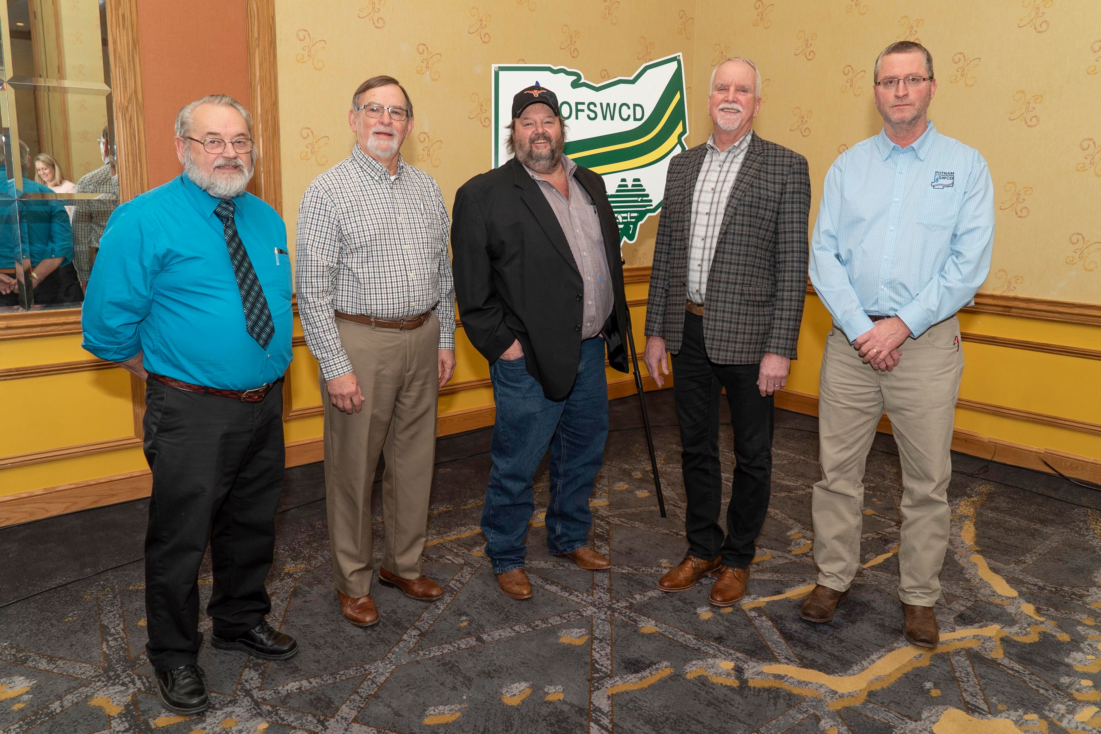 OFSWCD Officers Elected