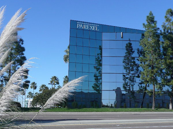 Corporate Exterior Letters