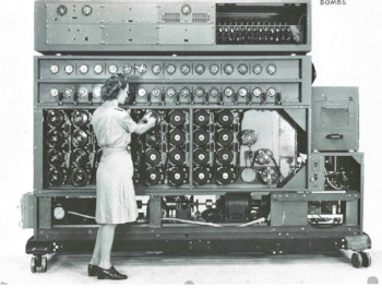 """WWII Women Cracking the Code"" by Lou Leto and Jen Wilcox"