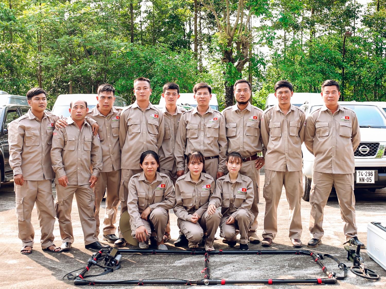 Battle Area Clearance - Team 3