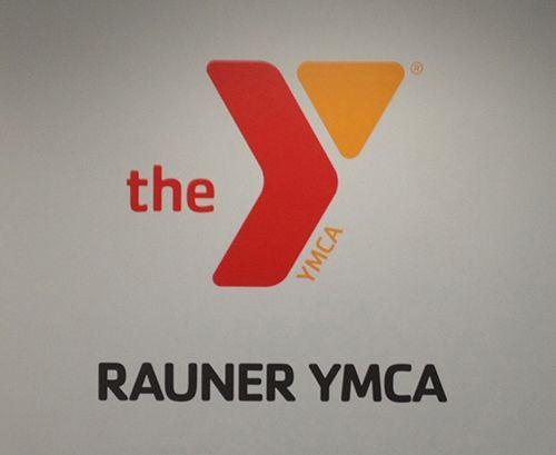 Rauner Y wall logo