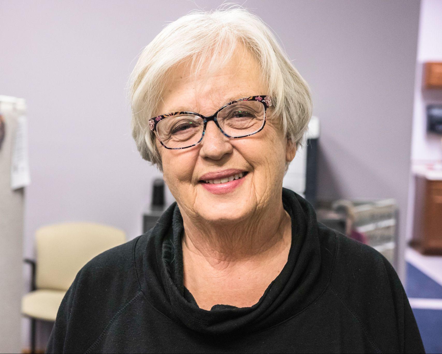 Judi Hewitt - Donate