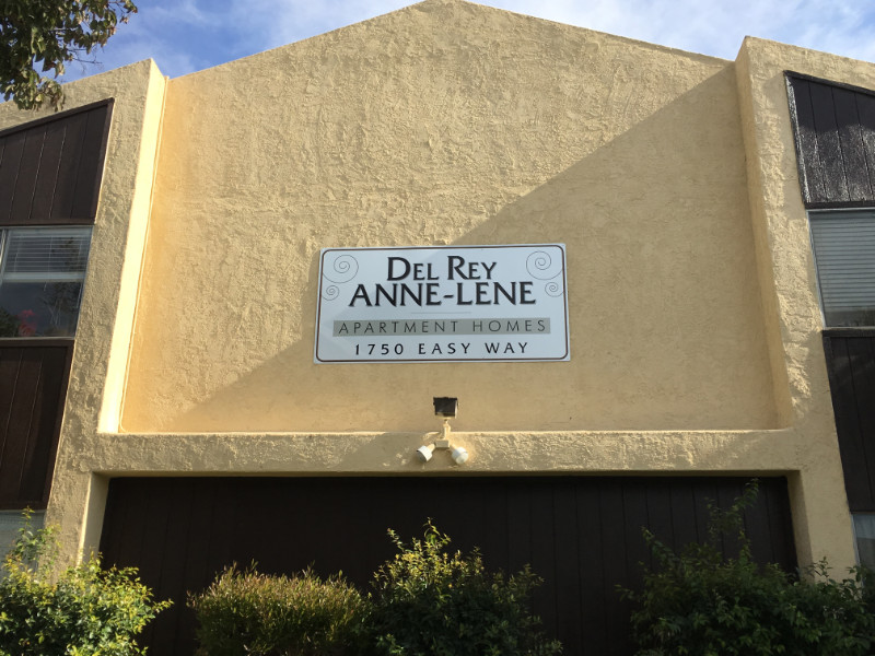 Apartment Signs and Graphics | Orange County CA