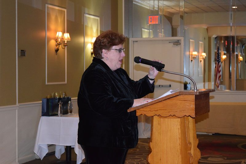 Board President Susan Miller