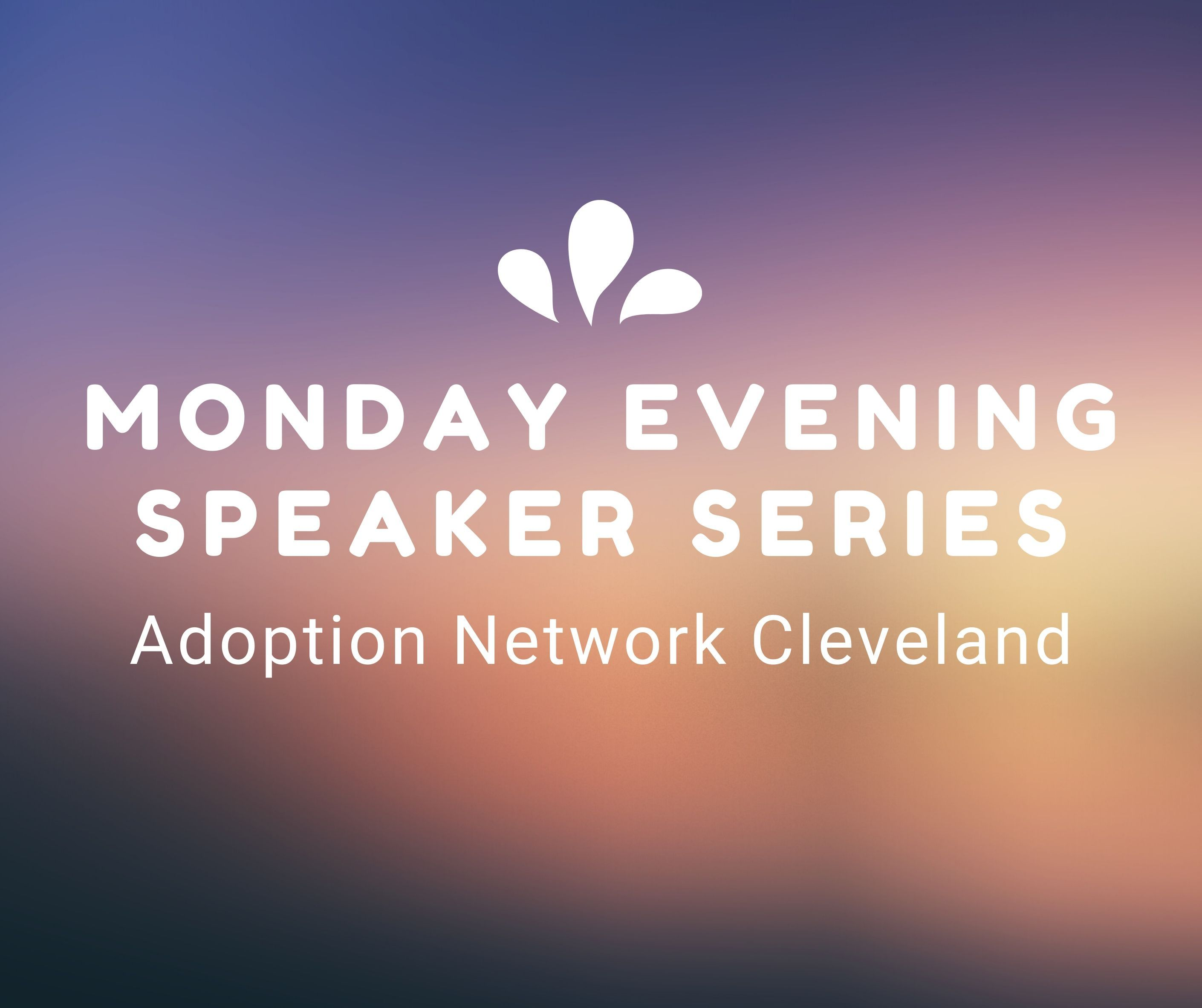 Missed a Monday Evening Speaker Series Presentation?