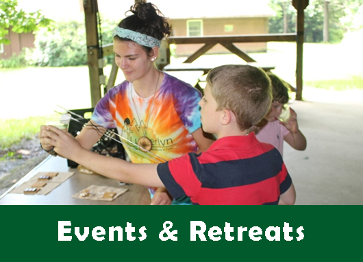 Retreats and Events