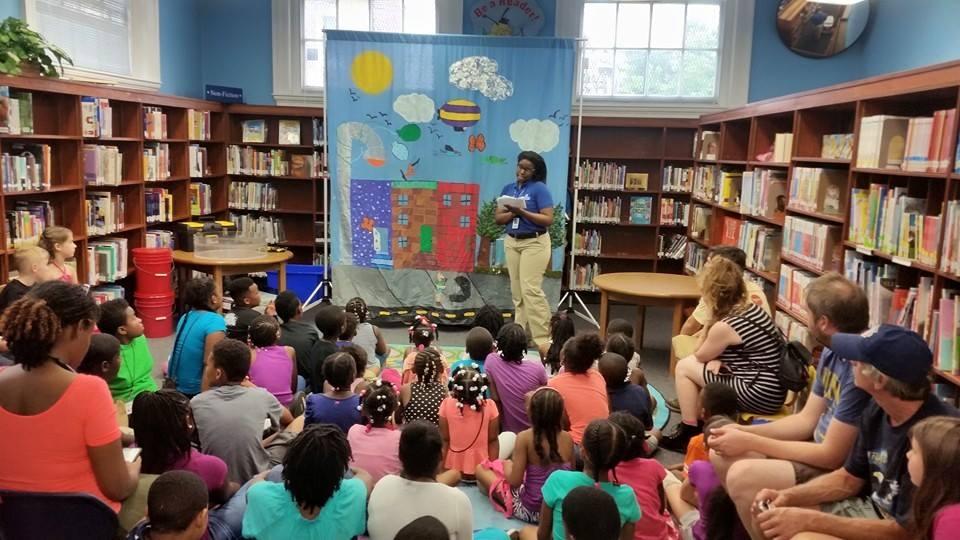 Pratt Library Visit