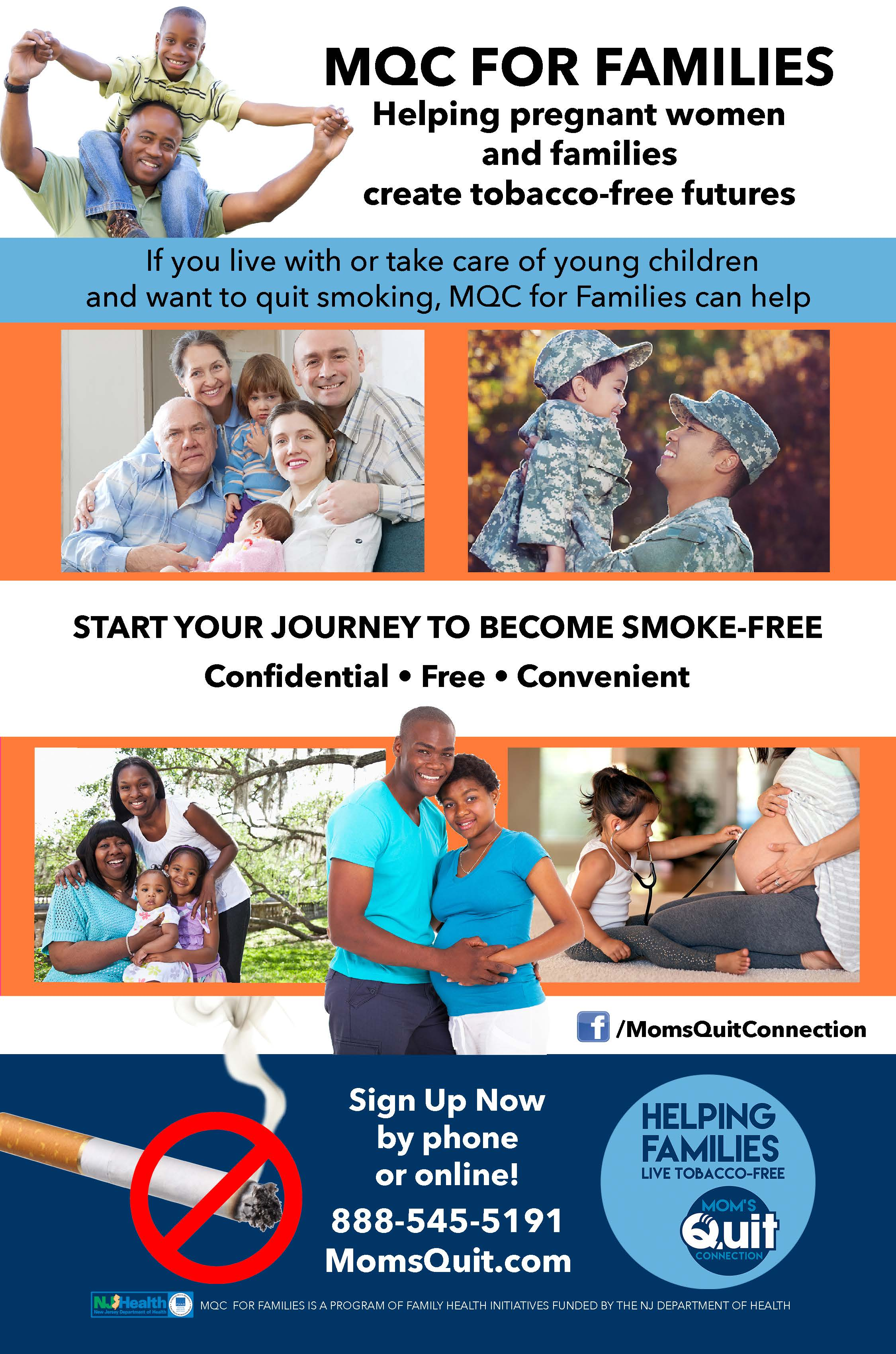 MQC for Families Poster