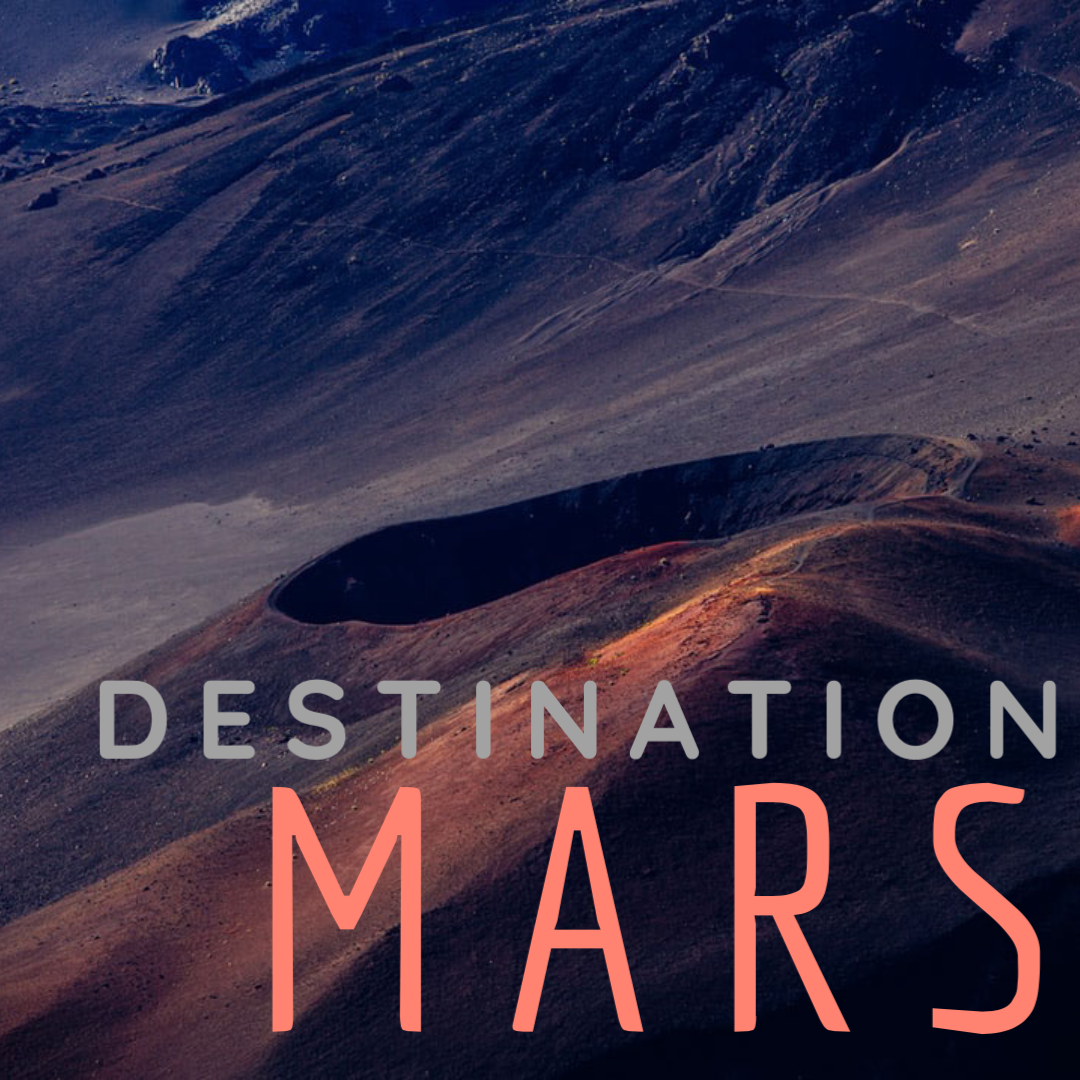 Destination Mars - Legacy Peak II