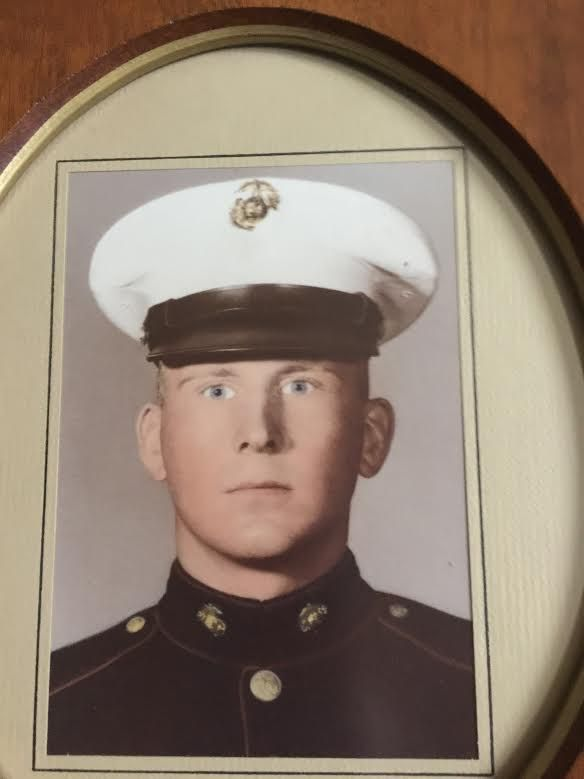 Johnny - the Marine (deceased)