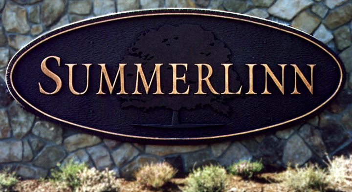 Summerlin Monument Sign