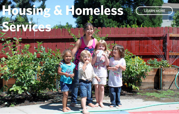 Housing & Homeless Services