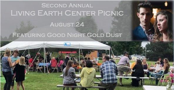 2nd Annual Living Earth Center Community Picnic