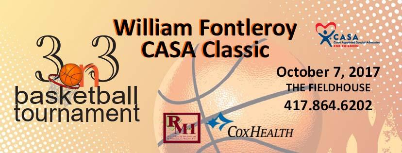 William Fontleroy CASA Classic