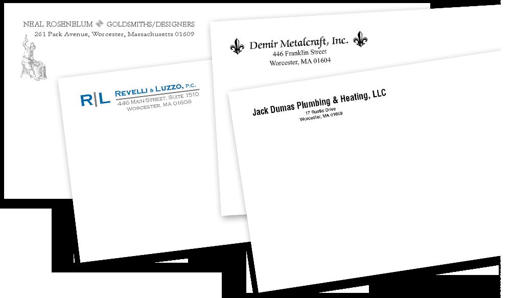 Business | Envelopes | Window | Envelopes | #10 | Pittsburgh | Verona