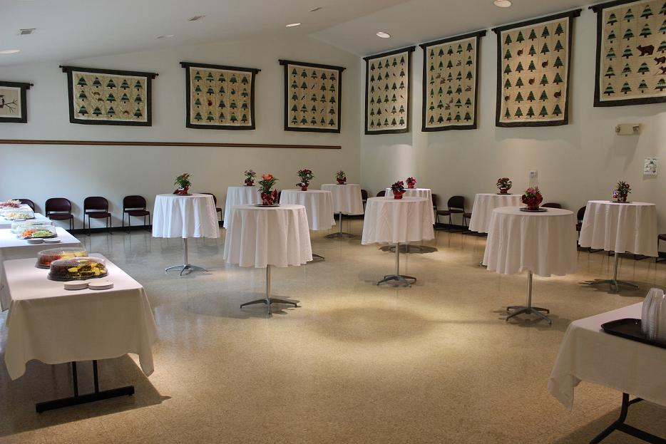 Dining Hall (Small) Reception
