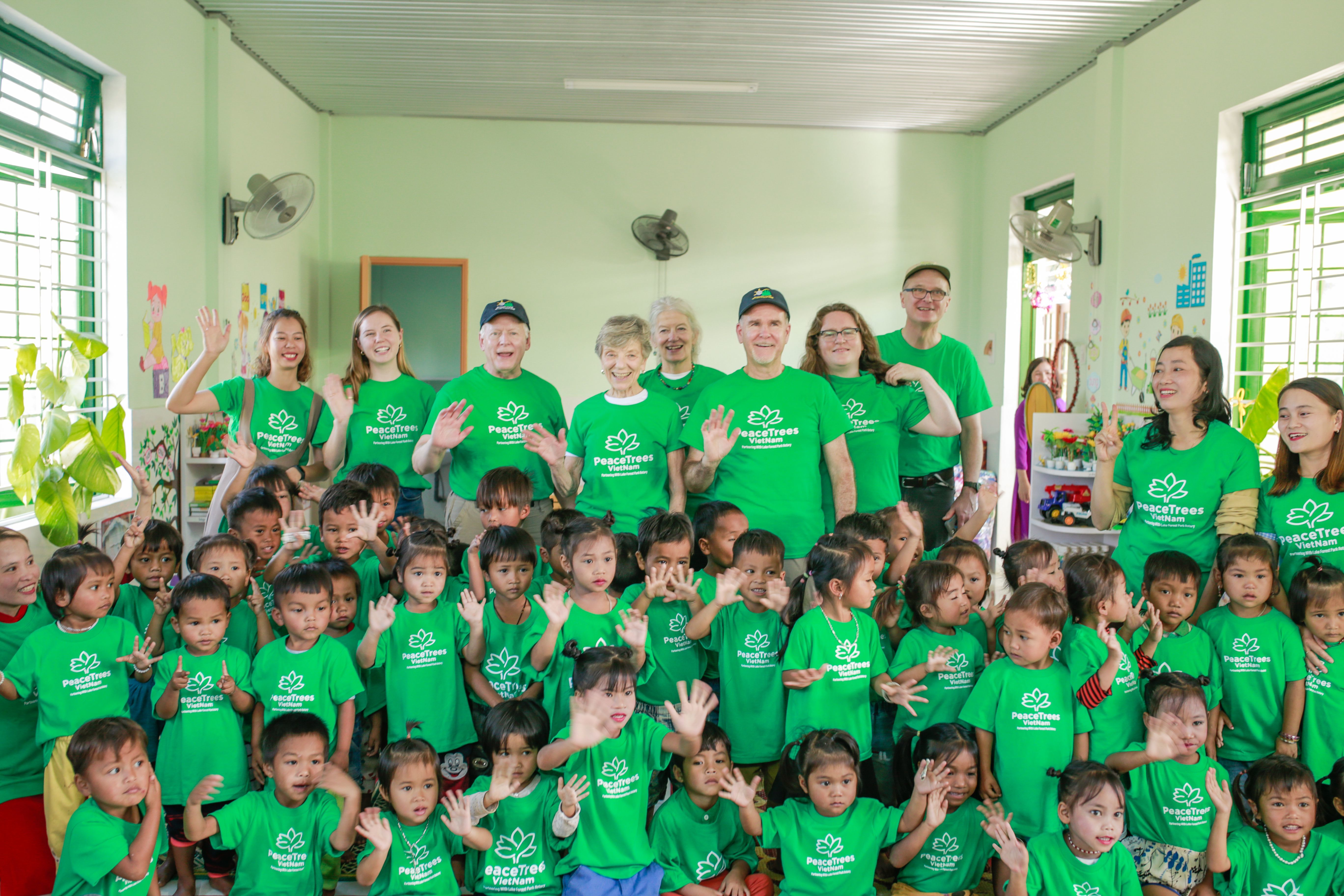 Cheerful Children Kindergarten