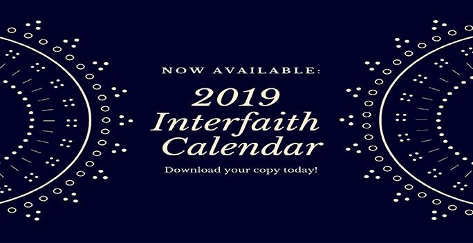 Interfaith Calendar