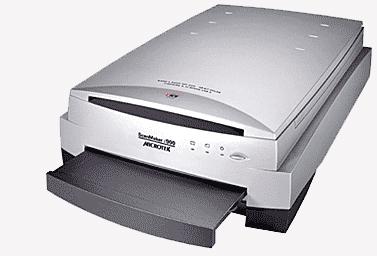 Microtek i900 Scanner