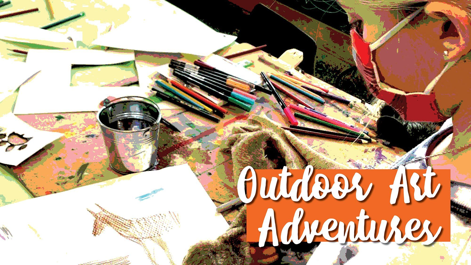 Outdoor Art Adventures (FULL, wait list only)