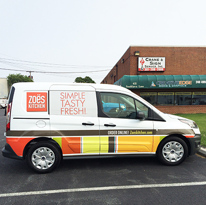 Zoe S Kitchen Delivery Gainesville