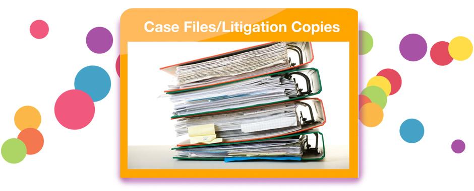 litigation copying