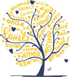 The USH Family Tree