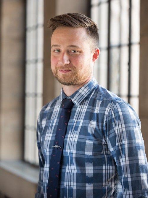 Zack Burgin, Executive Director