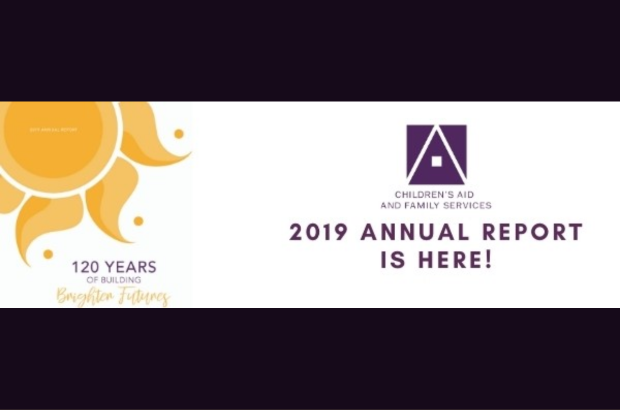 The 2019 annual report is here!