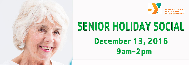 Senior Social- Dec 2016