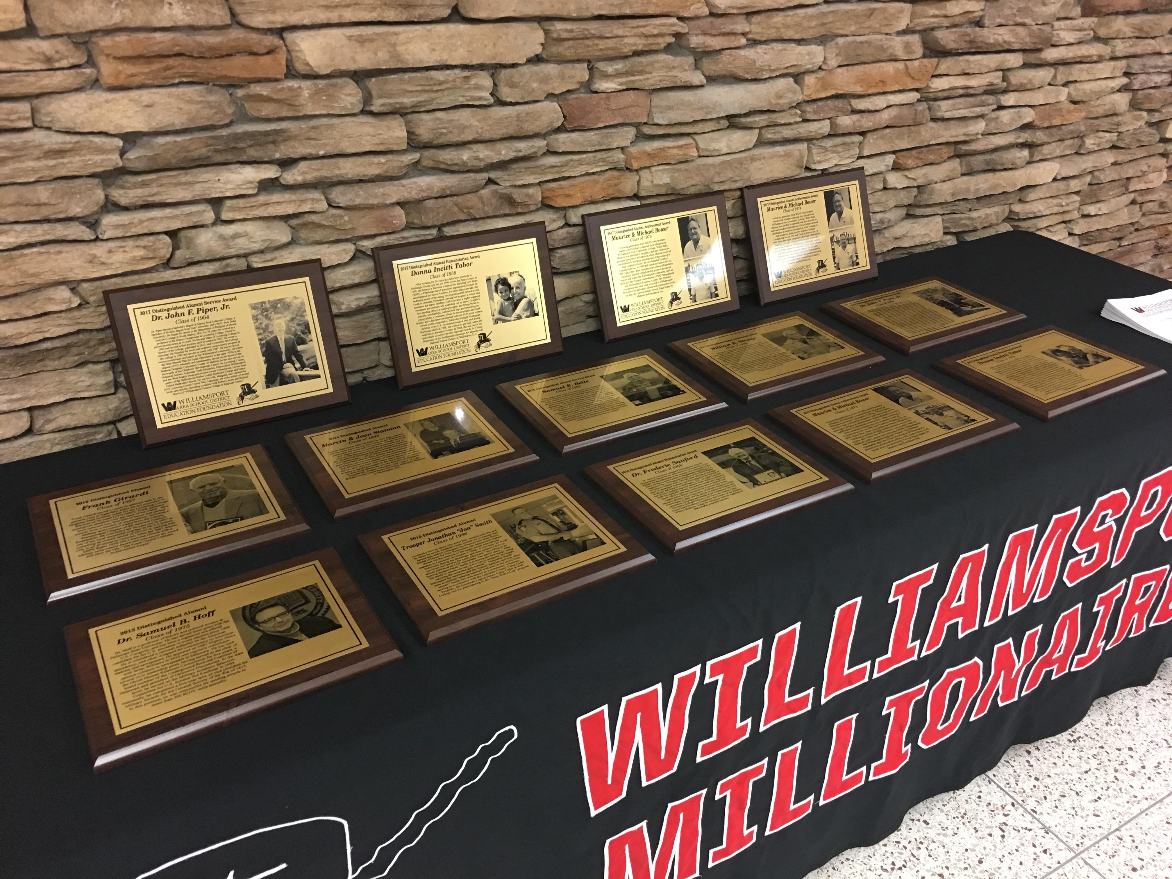 Nominations for 2018 Distinguished Alumni Sought