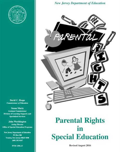 Parental Rights in Special Education (PRISE) in Spanish