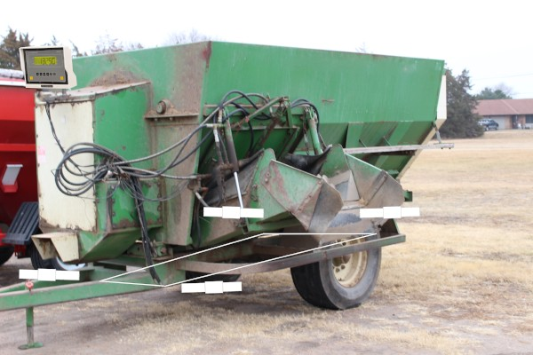 Feed Wagon Scales