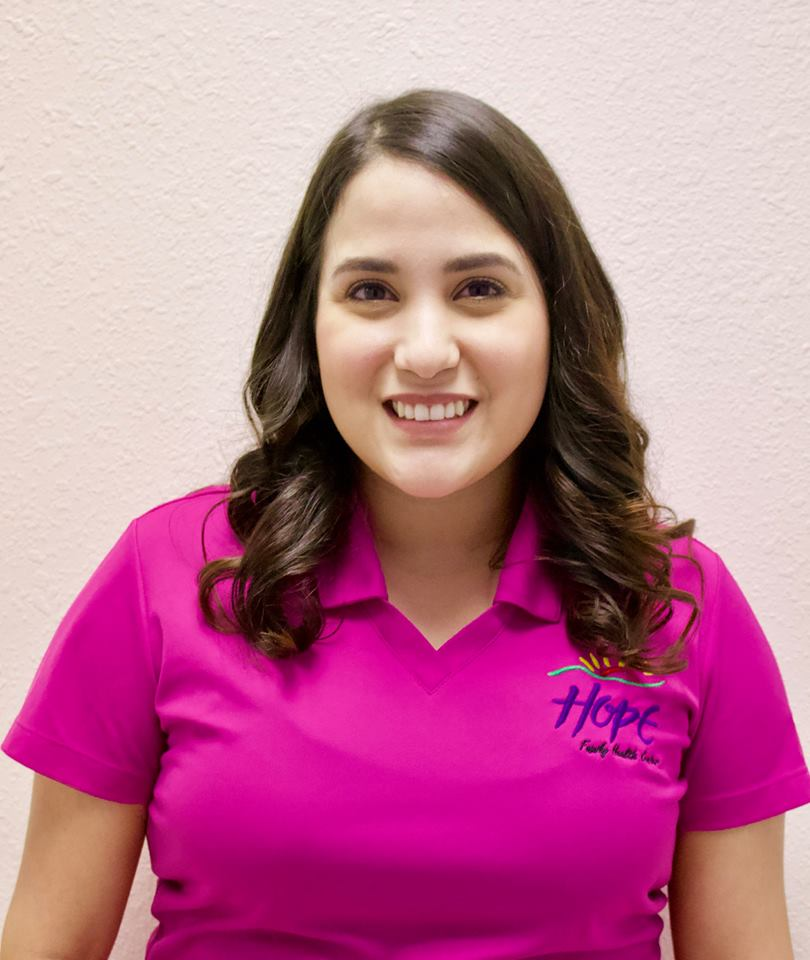 Zaira Villarreal, Integrated Care Behavioral Health Specialist