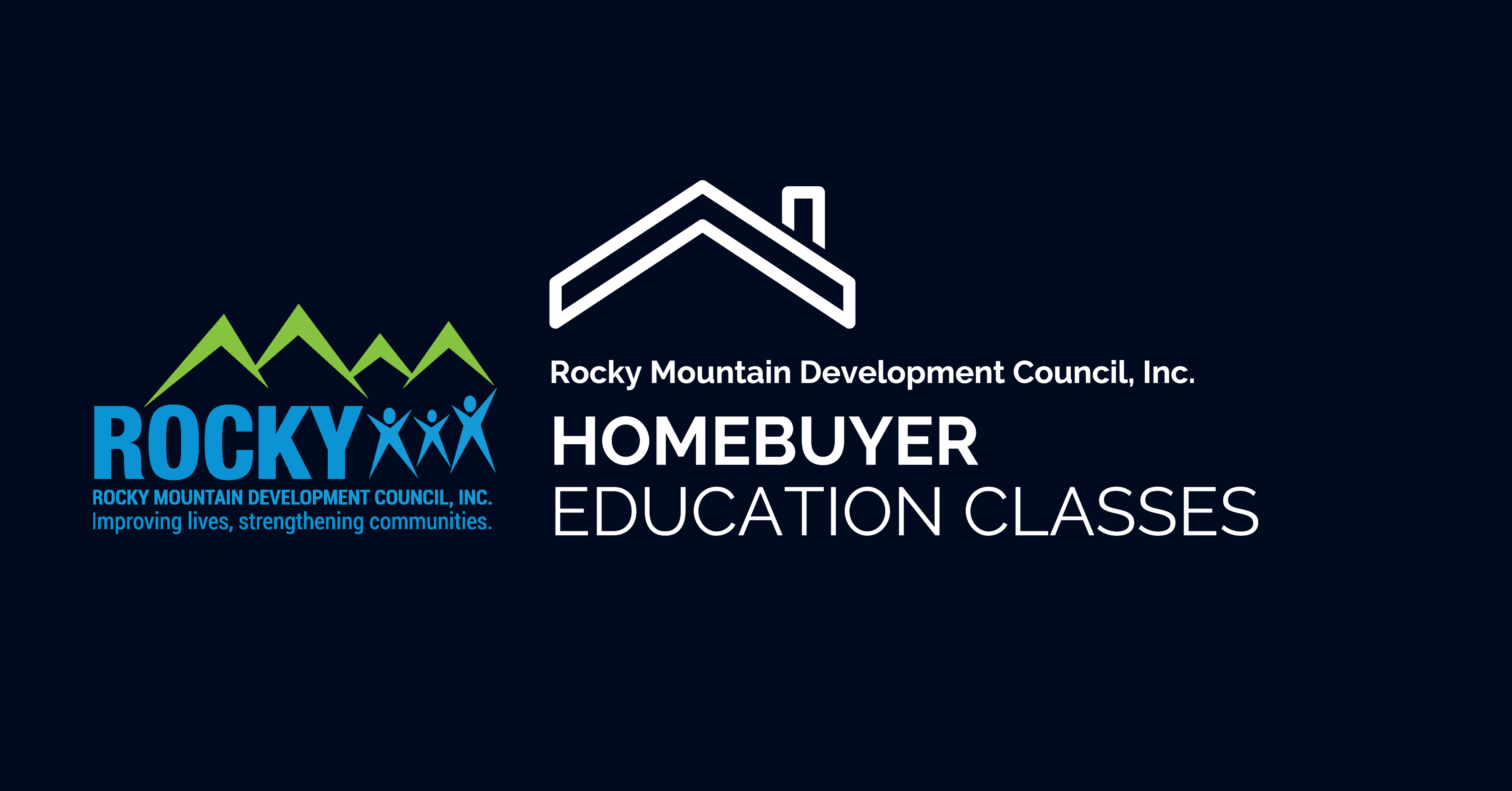 FREE Rocky's Homebuyer Education Class - 3 Part