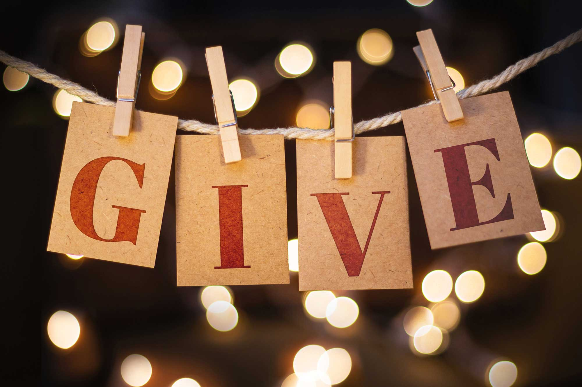 #GivingTuesday is November 28th