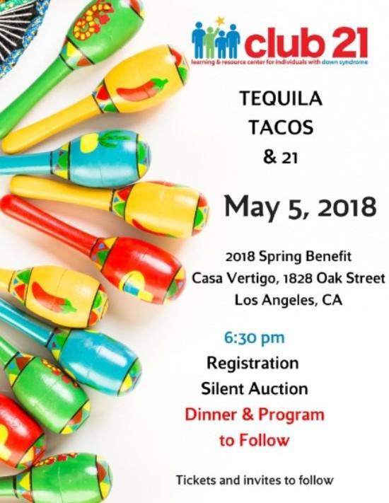 2018 Spring Fundraiser