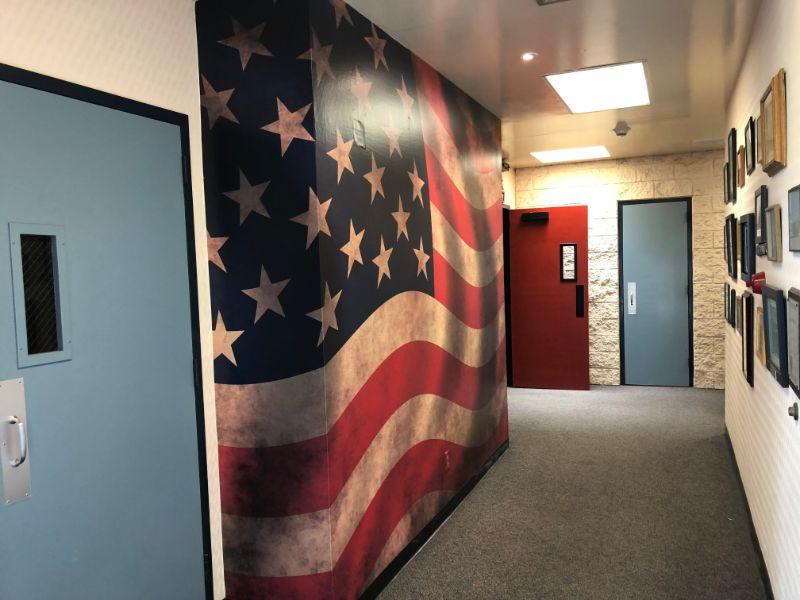 Patriotic Wall Murals | Orange County CA