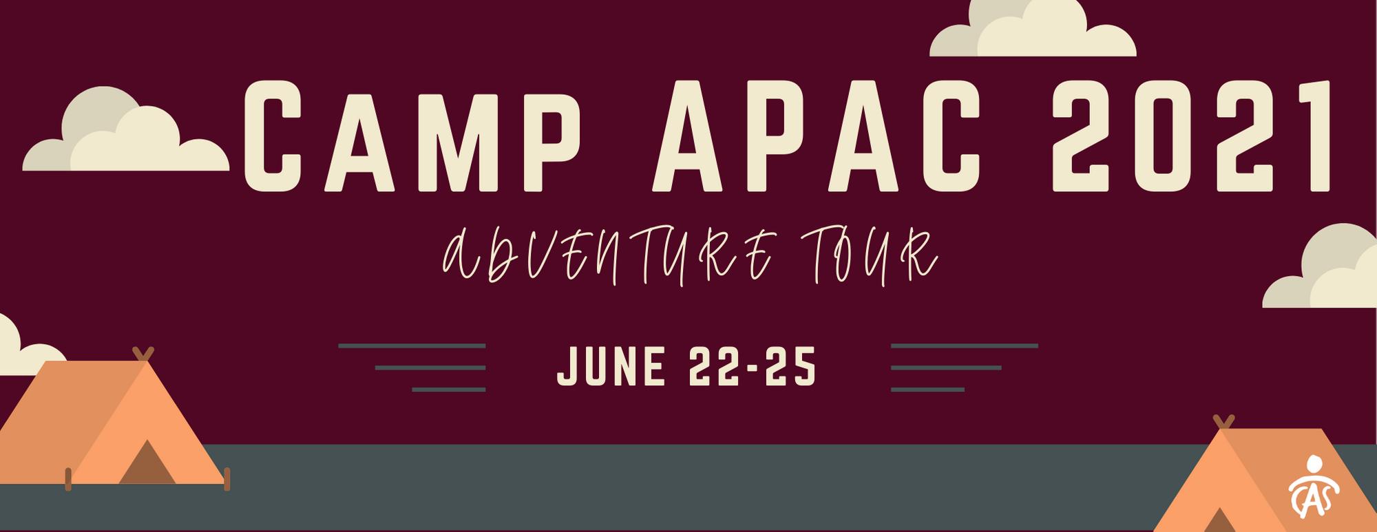 Camp APAC 2021