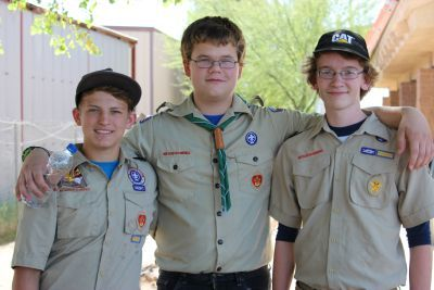 He Planted a Tree: Why A New Leaf Loves the Scouts