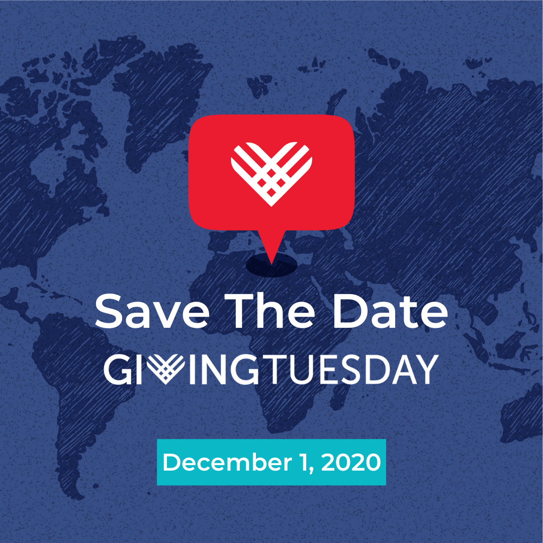 Giving Tuesday!!!  Let's raise $10,000!