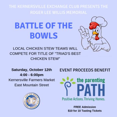 The Parenting PATH : News & Events : Battle of the Bowls