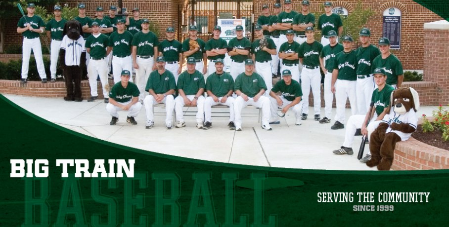 Big Train Baseball - June 8