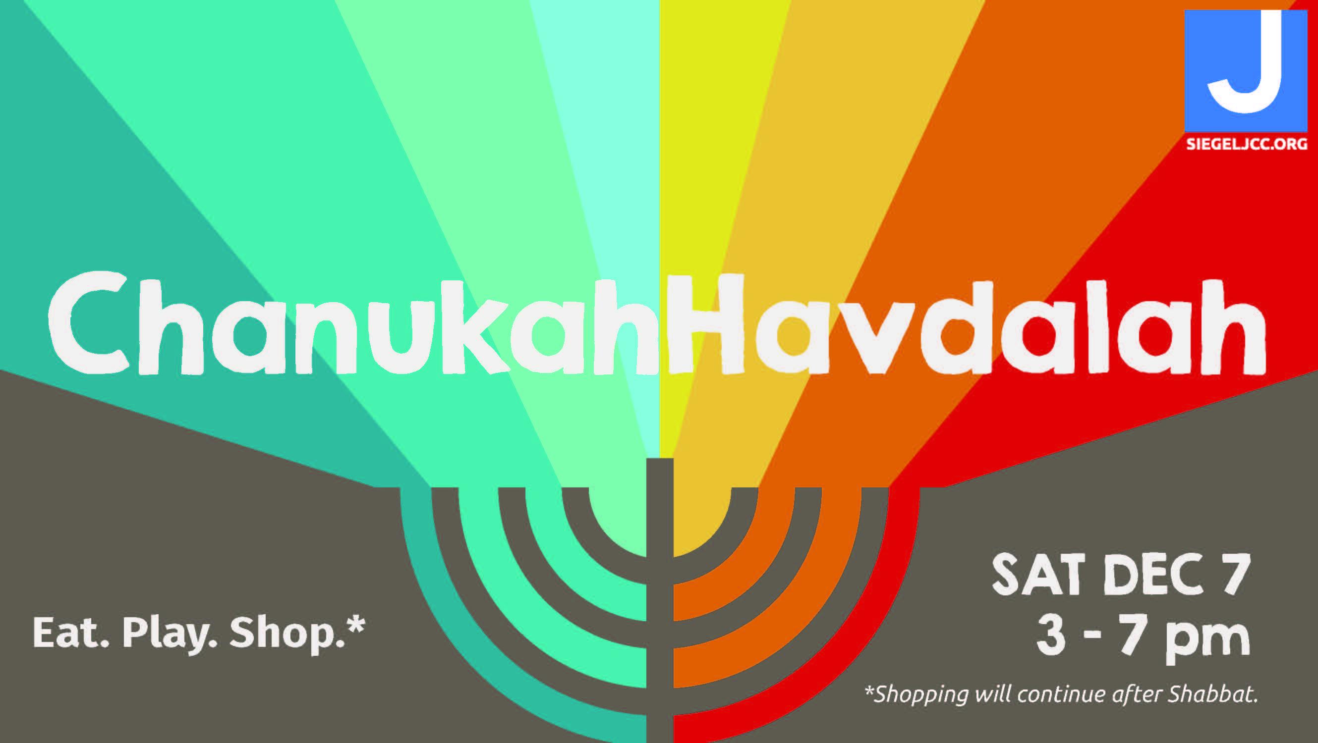 Chanukah Havdalah