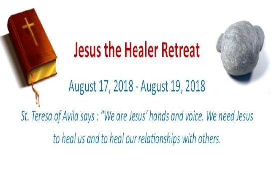 Jesus the Healer Retreat