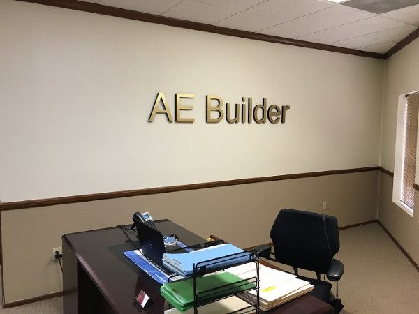 Custom Lobby Signs for Property Managers in Orange County CA