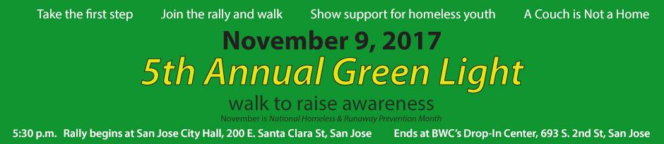 2017 Green Light Walk